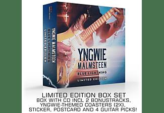 Yngwie Malmsteen - BLUE LIGHTNING (LTD.EDITION BOX SET)  - (CD)