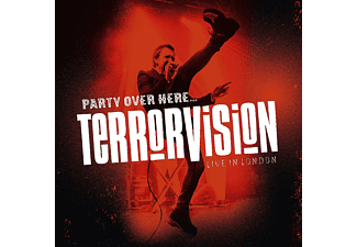 Terrorvision - Party Over Here...Live In London  - (CD + Blu-ray Disc)