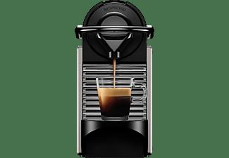 KRUPS XN305T Nespresso Pixie + Aeroccino Kapselmaschine Titan