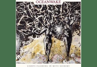 Oceanwake - Lights Flashing In Mute Scenery (Digipak)  - (CD)