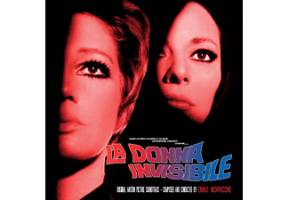 OST/VARIOUS - La Donna Invisibile  - (Vinyl)