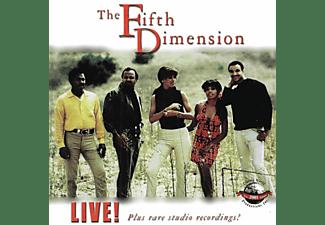 The Fifth Dimension - Live! Plus Rare Studio Recordings!  - (CD)