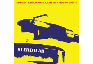 Stereolab - TRANSIENT RANDOM NOISE (GATEFOLD+MP3+POSTER)  - (LP + Download)
