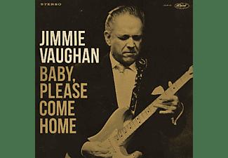 Jimmie Vaughan - Baby,Please Come Home  - (Vinyl)