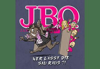 J.B.O. - Wer Lässt Die Sau Raus?! (Limited Boxset Größe L)  - (Vinyl)