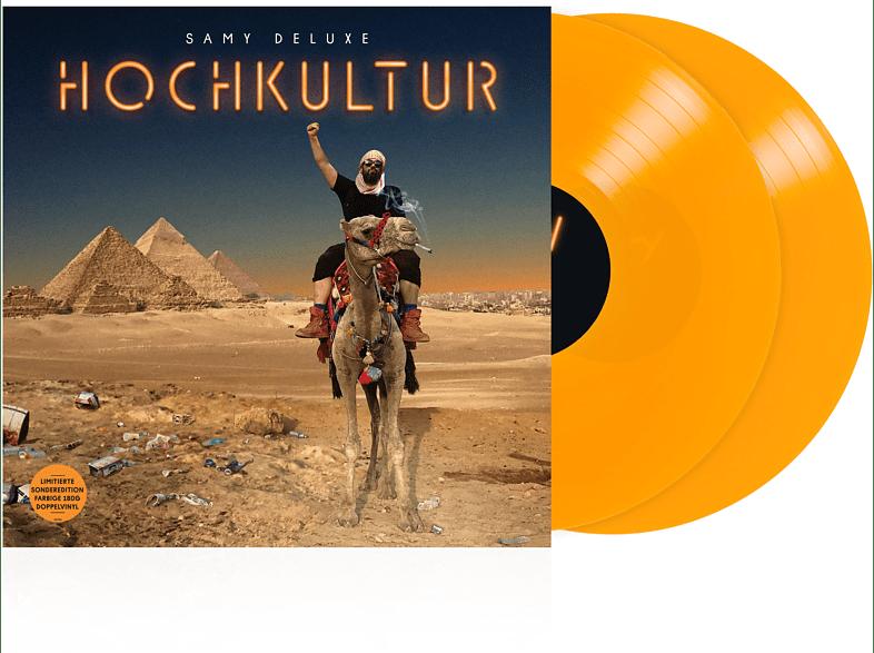 Samy Deluxe - Hochkultur (Exklusive limitierte Sonderedition) [Vinyl]