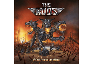 The Rods - Brotherhood Of Metal  - (CD)