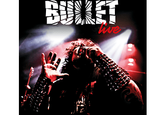 Bullet - Live  - (Vinyl)