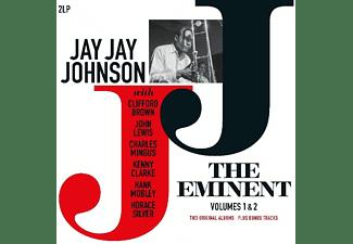 J.J. Johnson - The Eminent 1 & 2  - (Vinyl)