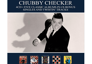 Chubby Chekker - 5 Classic Albums Plus  - (CD)