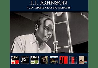 J.J. Johnson - 8 Classic Albums  - (CD)