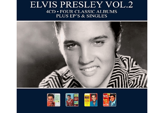 Elvis Presley - 4 Classic Albums Vol.2  - (CD)