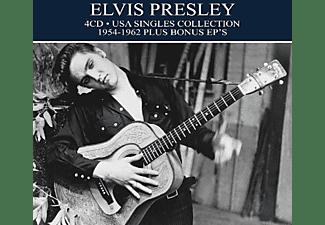 Elvis Presley - USA Single Collection 1954-62  - (CD)