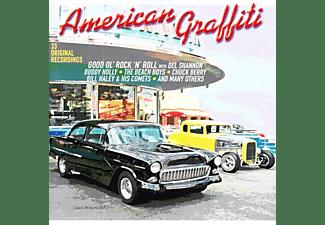 VARIOUS - American Graffity-Good Ol' Rock'n Roll  - (CD)