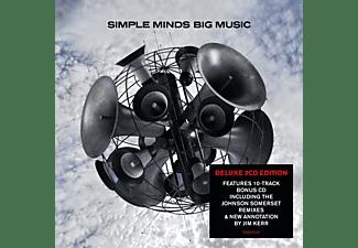 Simple Minds - Big Music (Reissue+Bonustracks)  - (CD)