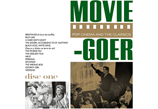 VARIOUS - Movie-Goer-Pop Cinema And The Classics  - (CD)