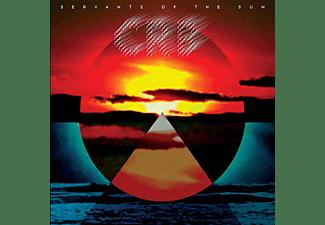 Chris -brotherh Robinson - Servants Of The Sun  - (Vinyl)