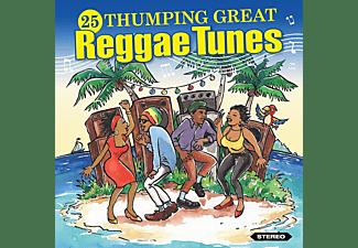 VARIOUS - 25 Thumping Reggae Tunes  - (CD)