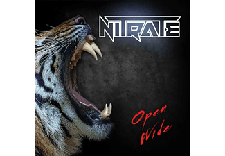 Nitrate - Open Wide  - (CD)