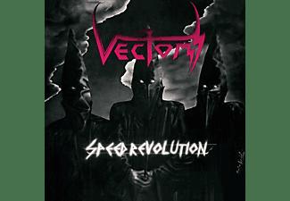 Vectom - Speed Revolution (Translucent Red Vinyl)  - (Vinyl)
