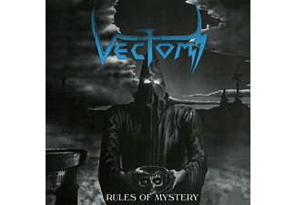 Vectom - Rules of Mystery  - (CD)
