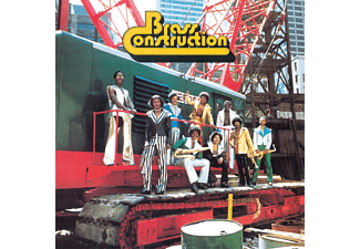 Brass Construction - Brass Construction  - (Vinyl)