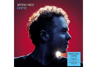 Simply Red - Home  - (Vinyl)
