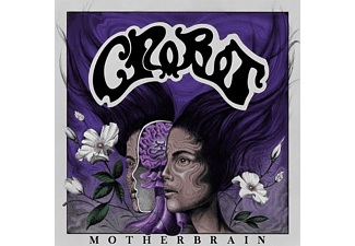 Crobot - Motherbrain (Ltd.Pink Marble LP 180 Gr.+MP3)  - (Vinyl)