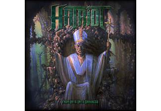 Hatriot - From Days Into Darkness  - (CD)