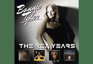 Bonnie Tyler - The RCA Years (4CD Box Set)  - (CD)