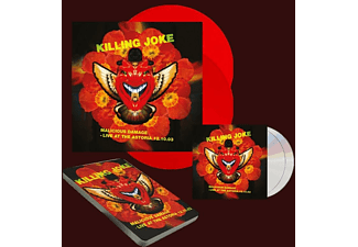 Killing Joke - Malicious Damage-Live At The Astoria (2 Red LP)  - (Vinyl)