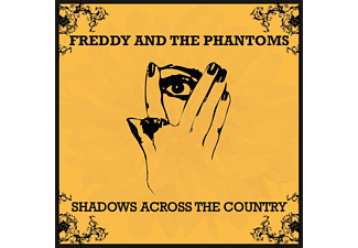 Freddy And The Phantoms - Shadows Across The Country  - (CD)