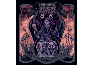 Mammoth Storm - Alruna  - (CD)