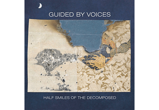 Guided By Voices - HALF SMILES.. -COLOURED-  - (Vinyl)
