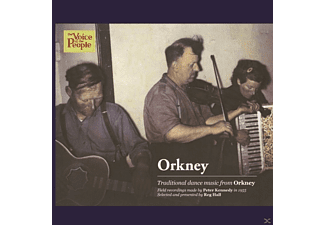 VARIOUS - ORKNEY -TRADITIONAL DANCE FROM  - (CD)