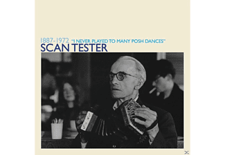Scan Tester - I NEVER PLAYED TO MANY PO  - (CD)