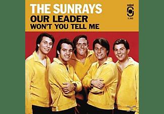 The Sunrays - 7-OUR LEADER  - (Vinyl)