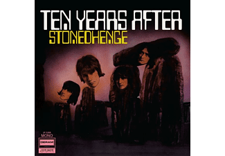 Ten Years After - STONEDHENGE -COLOURED-  - (Vinyl)