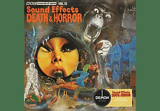 VARIOUS - BBC SOUND EFFECTS NO.13  - (Vinyl)