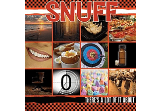 Snuff - THERE'S A LOT OF IT ABOUT  - (CD)