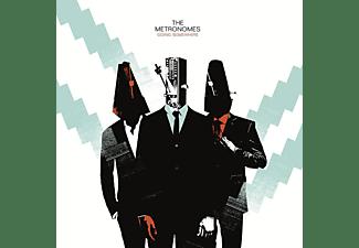 Metronomes - GOING SOMEWHERE (GATEFOLD)  - (CD)