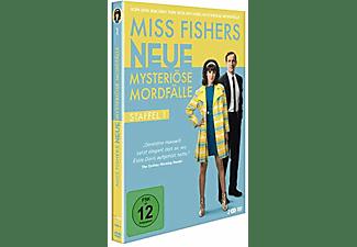 Miss Fishers neue mysteriöse Mordfälle - Staffel 1 DVD