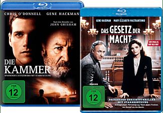 DAS GESETZ DER MACHT/DIE KAMMER (LTD.) Blu-ray
