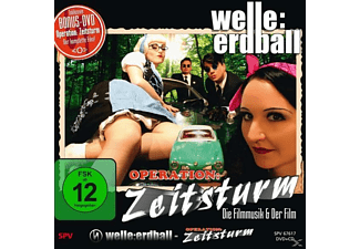 Welle Erdball - Operation Zeitsturm  - (DVD)