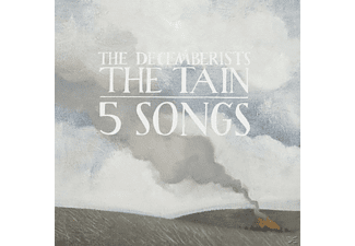 The Decemberists - THE TAIN/5 SONGS  - (Vinyl)
