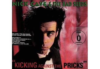 Nick Cave, The Bad Seeds - Kicking Against The Pricks  - (CD + DVD Video)