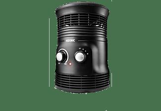 KOENIC Heizlüfter KFH 3161 B mit 360 Grad Lüftung in Schwarz