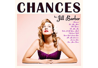 Jill Barber - Chances  - (CD)