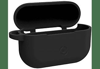 CELLY Schutzhülle Aircase für Apple AirPods Pro, schwarz