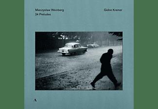 Gidon Kremer - 24 Preludes für Cello solo,op.100  - (Vinyl)
